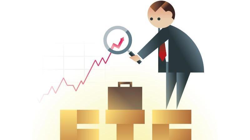 Die Geldanlage in ETF ist beliebt. Bei der Auswahl können Anleger einiges beachten. Foto: dpa-infografik/picture-alliance/ dpa-infografik/dpa
