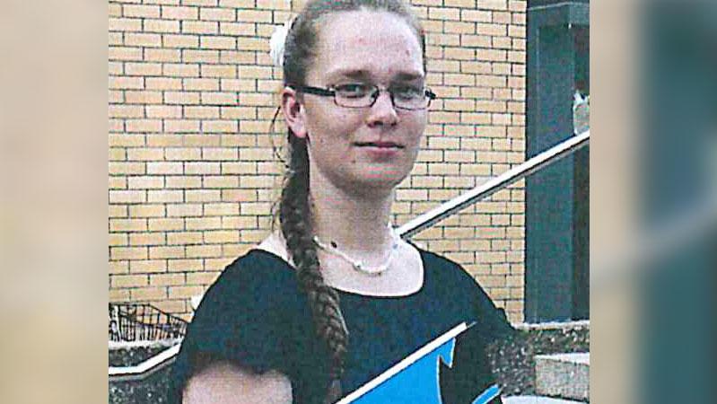 Deborah Kölsche aus Küps gilt seit Montagmorgen als vermisst