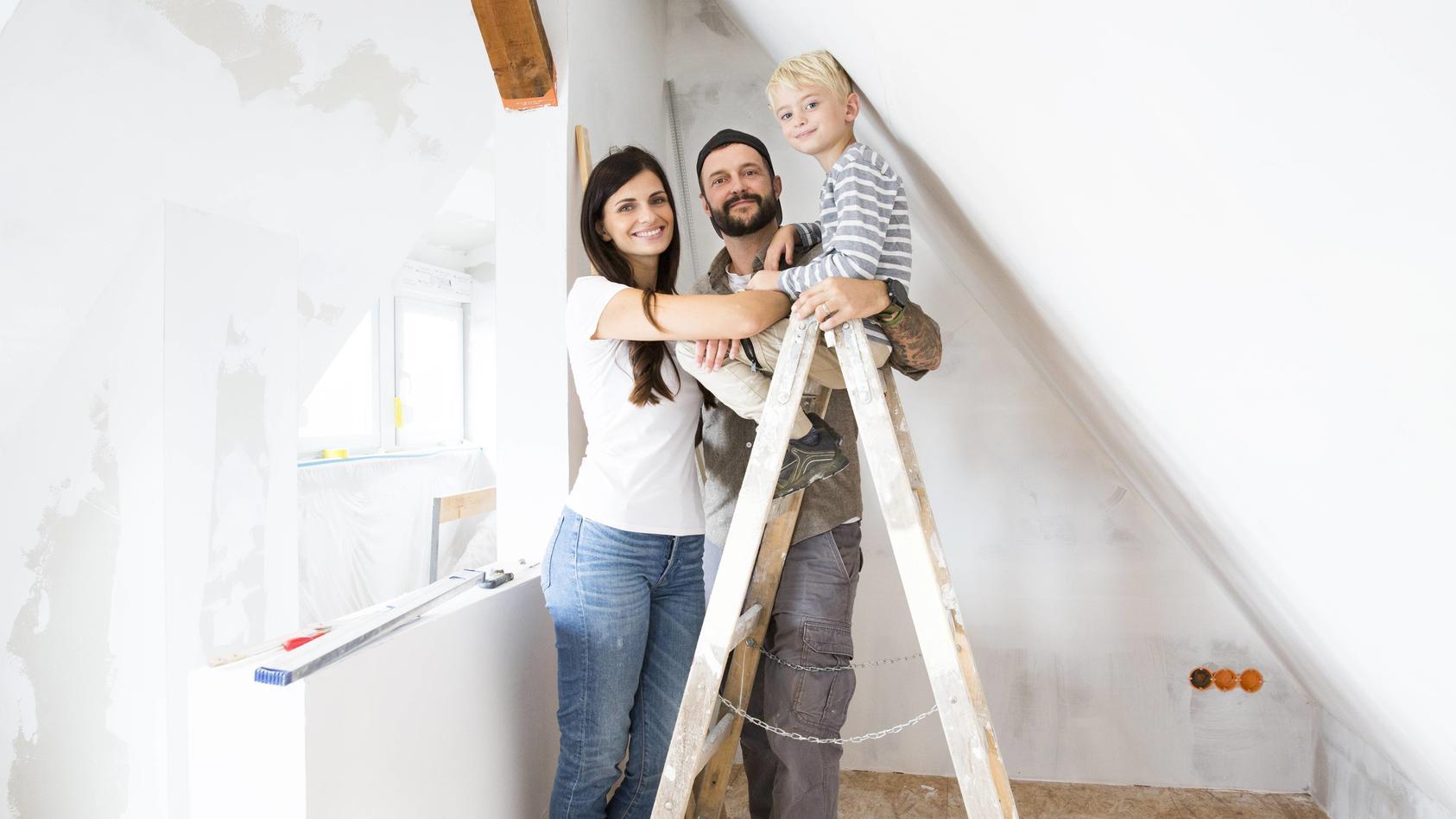 Wie oft müssen Mieter ihre Wohnung renovieren und wann ist der Vermieter dran?
