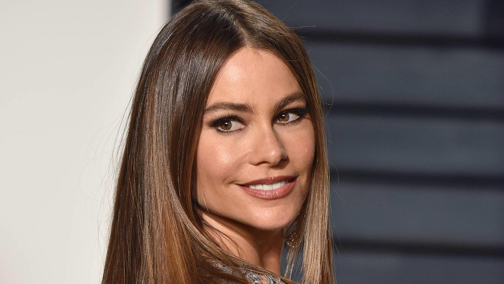 "Sofia Vergara spielt Gloria Pritchett in ""Modern Family""."