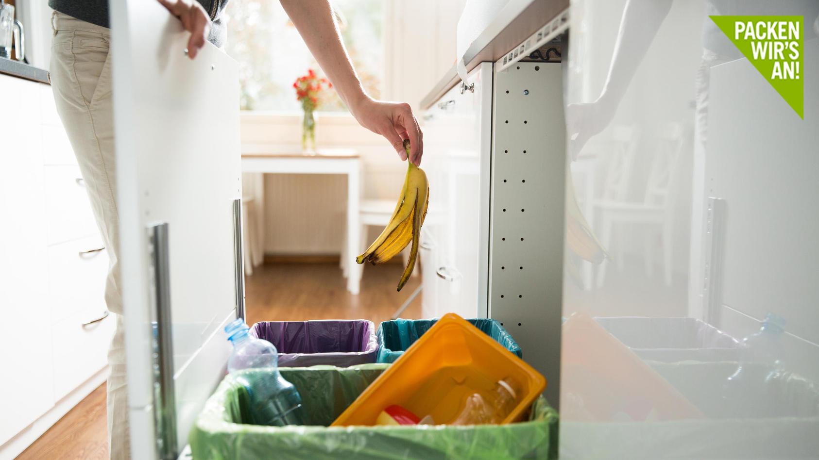 Wie trennt man Müll richtig?