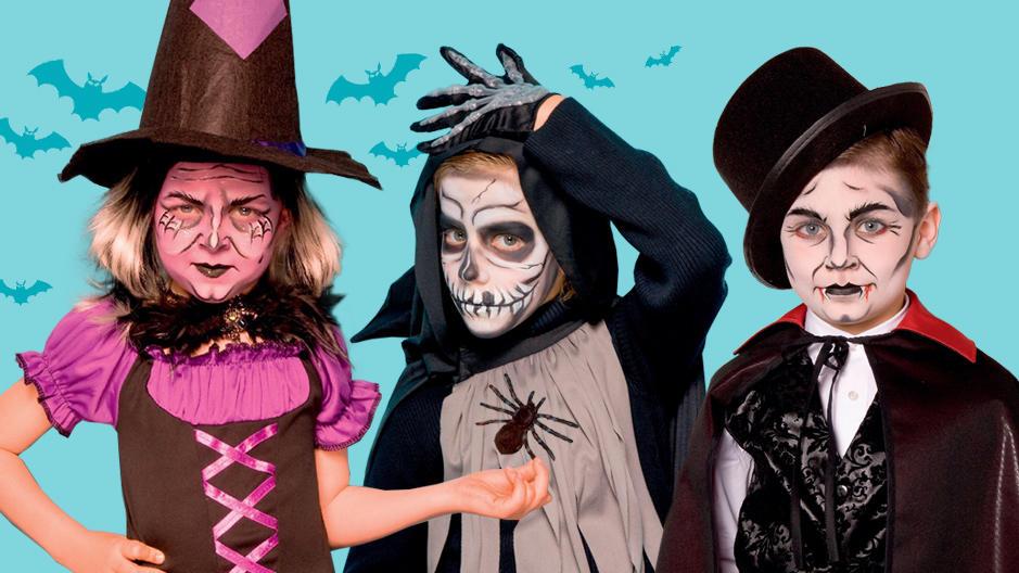 Am 31. Oktober ist Halloween. Haben Sie schon Kostümideen?
