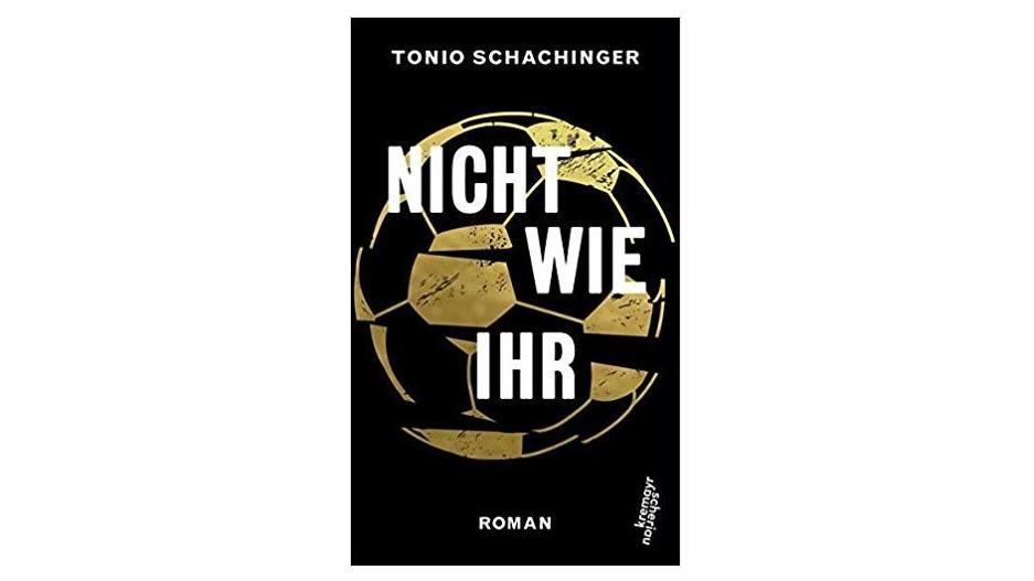 """""""Nicht wie ihr"""" Buch-Cover"""