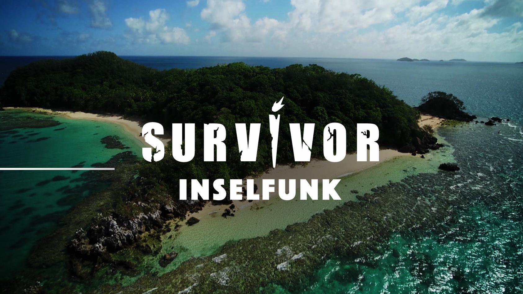 """Im """"Survivor - Inselfunk"""" gibt es alle Highlights aus den Folgen von """"Survivor"""" 2019 bei TVNOW und VOX."""