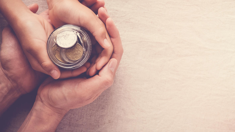 Bei vielen Banken gibt es Giro- und Festgeldkonten speziell für Kinder.