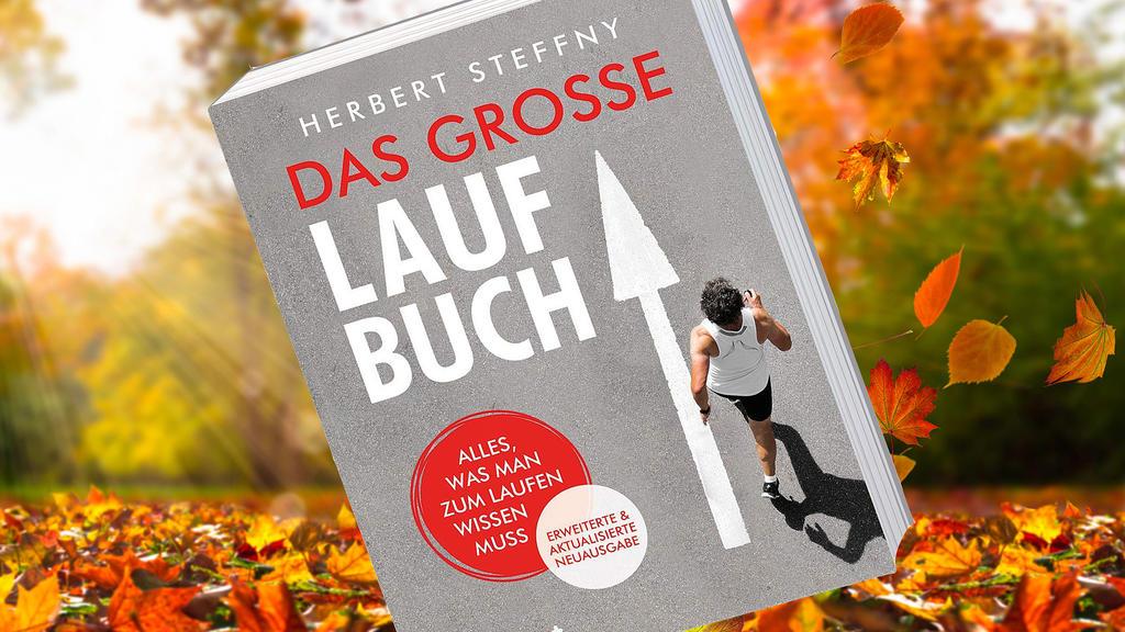 """""""Das große Laufbuch""""  von Herbert Steffny"""