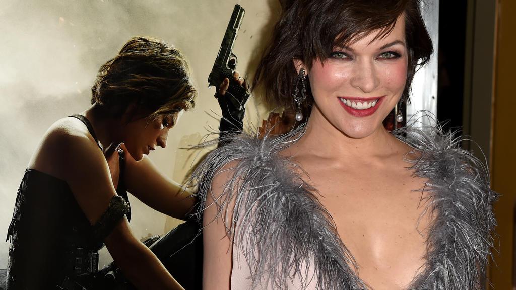 """Milla Jovovich bei der Premiere zu """"Resident Evil: The Final Chapter"""""""