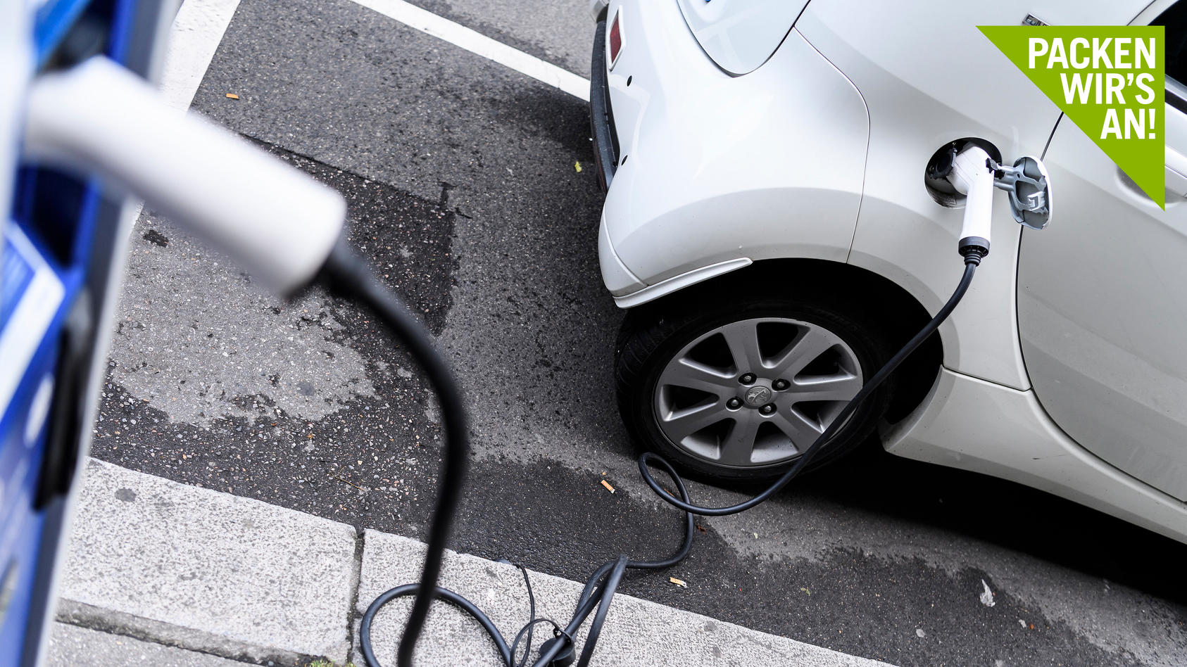 Elektroautos haben derzeit noch eine schlechte Klimabilanz.