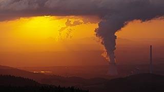 Böse Zweiteilung: Wolken im Norden, Sonne im Süden