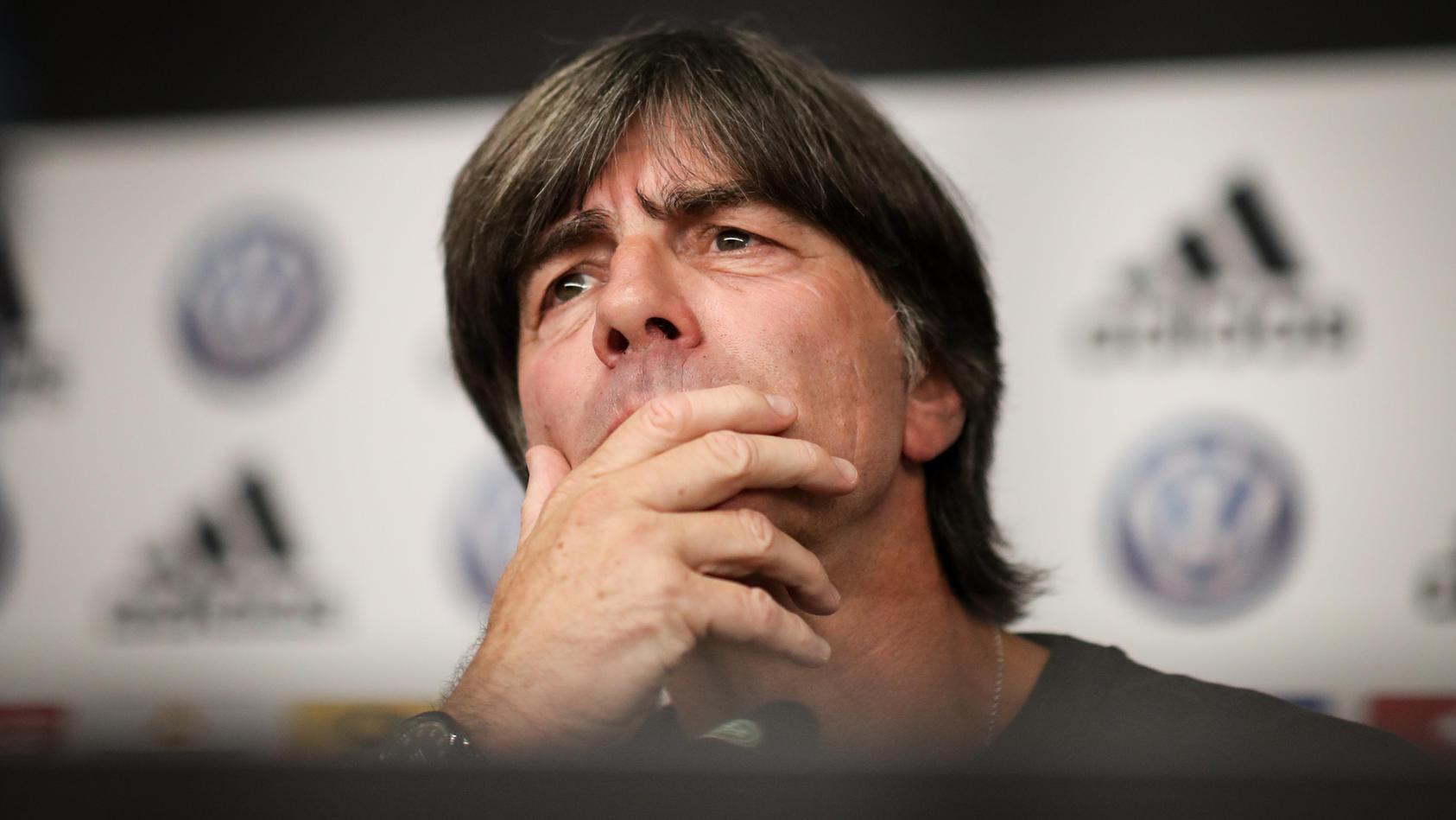 Pressekonferenz Nationalmannschaft Deutschland