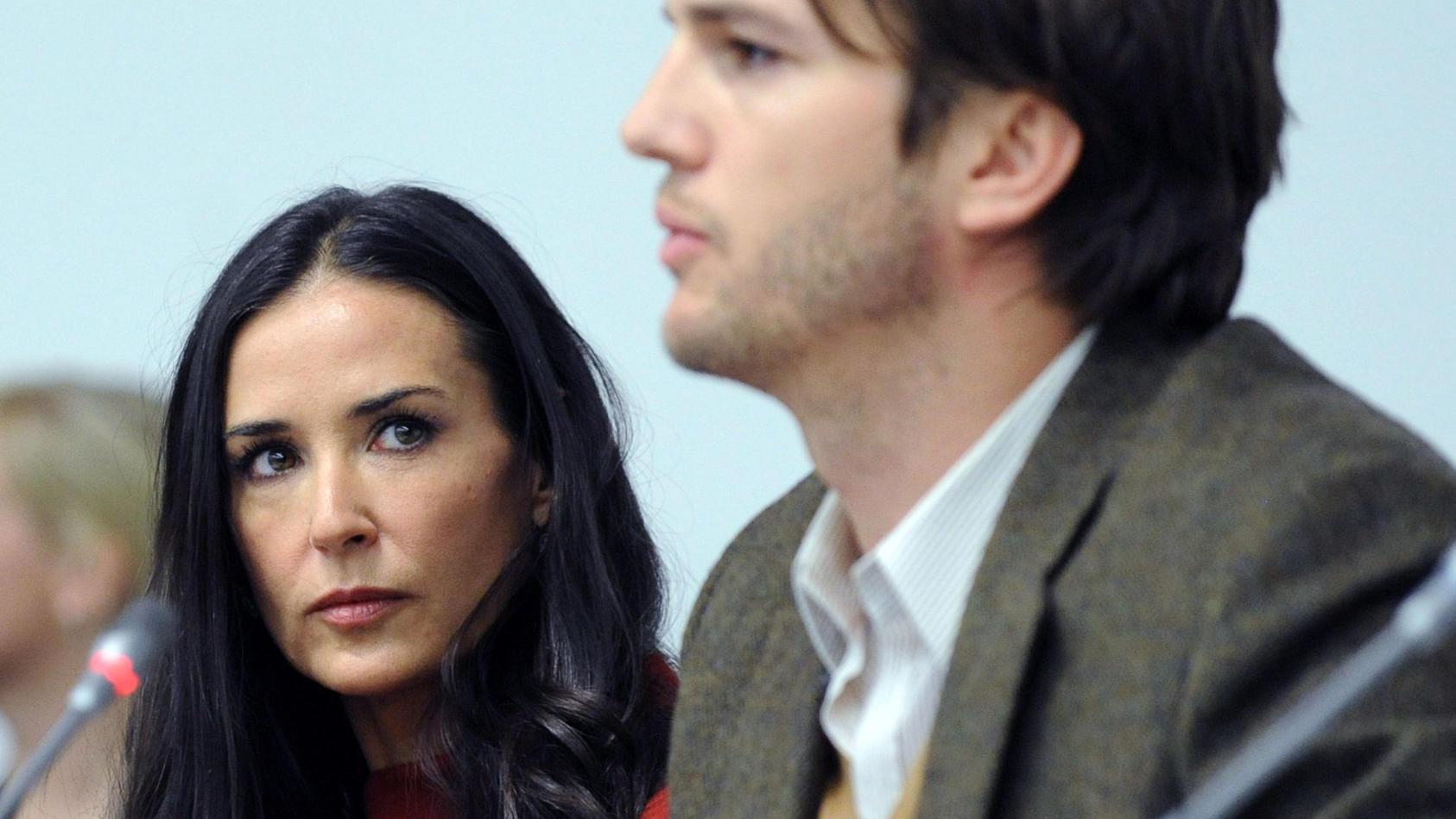 Demi Moore trennt sich von Ashton Kutcher