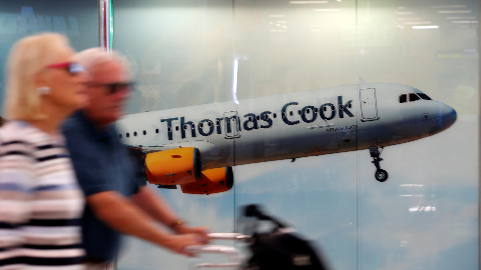 thomas cook news heute