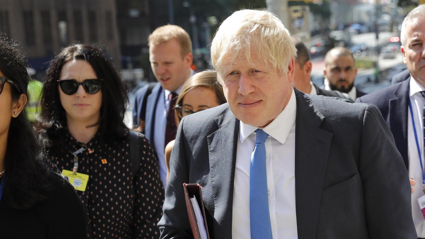 Boris Johnson schickte das Parlament in eine Zwangspause. Das war rechtswidrig entschied der Supreme Court.