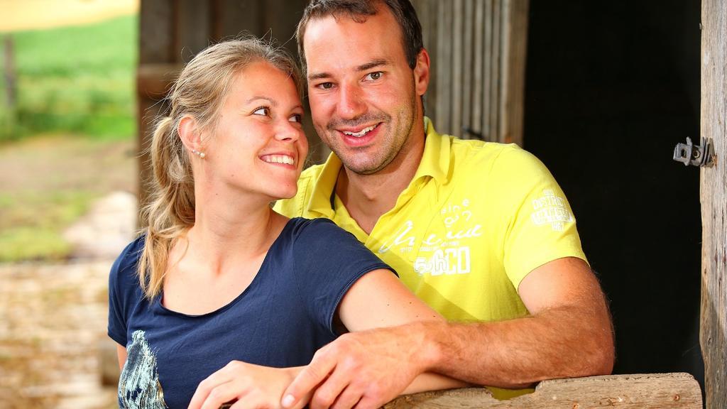 Bauer sucht Frau: Barbara und Christian