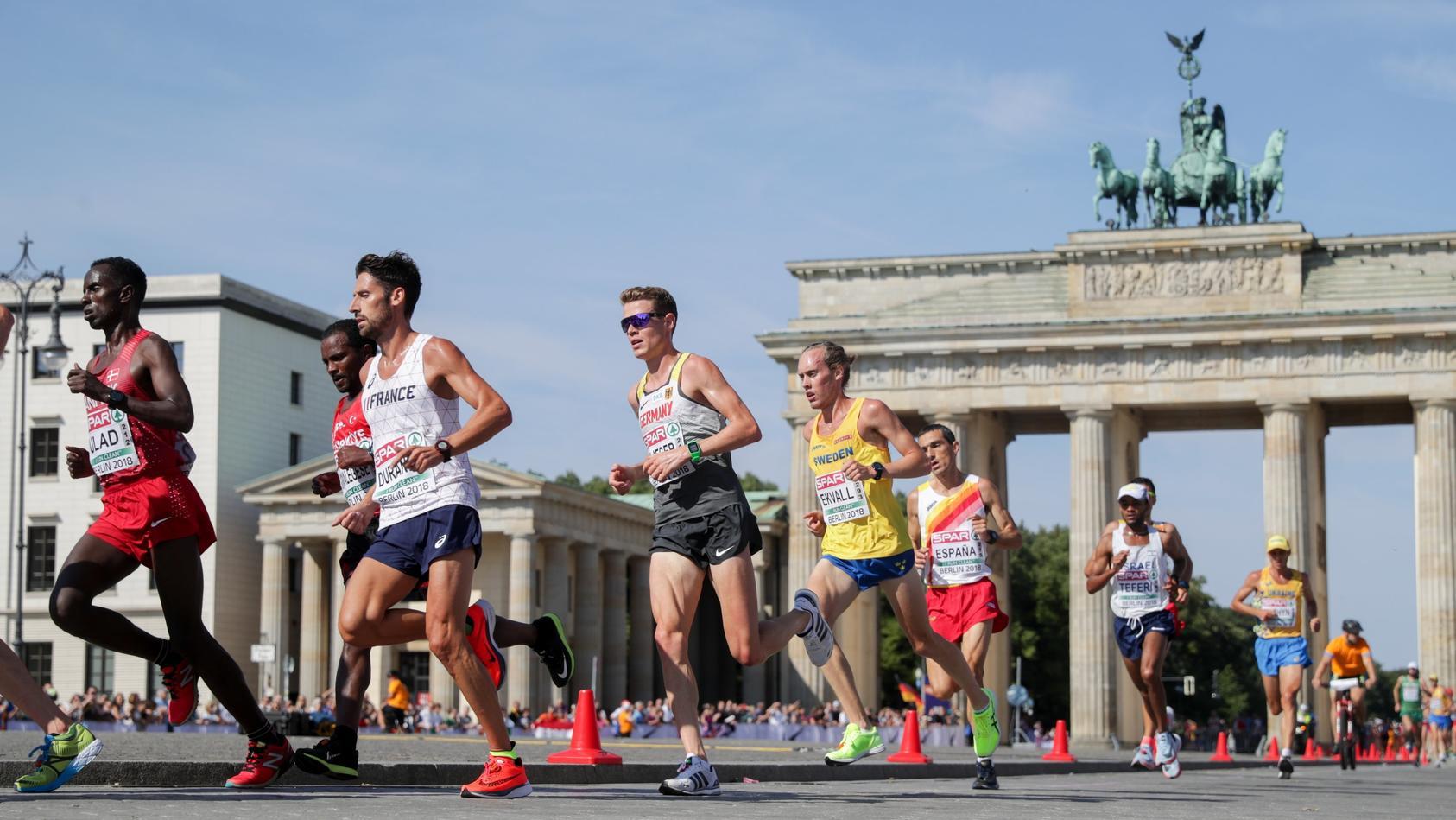 Der Berlin-Marathon ist für viele Läufer ein absolutes Highlight im Jahr.