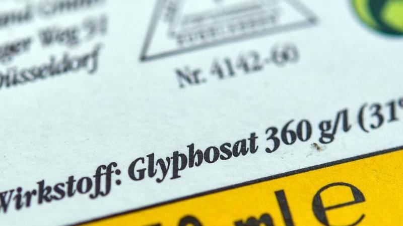 EuGH: EU-Recht schützt Gesundheit bei Zulassung von Glyphosat und Co.. Foto: Patrick Pleul/zb/dpa