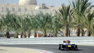Sebastian Vettel wird auch 2012 wieder in Bahrain seine Runden drehen.