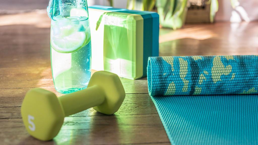 Yoga: Zubehör soll das Üben erleichtern
