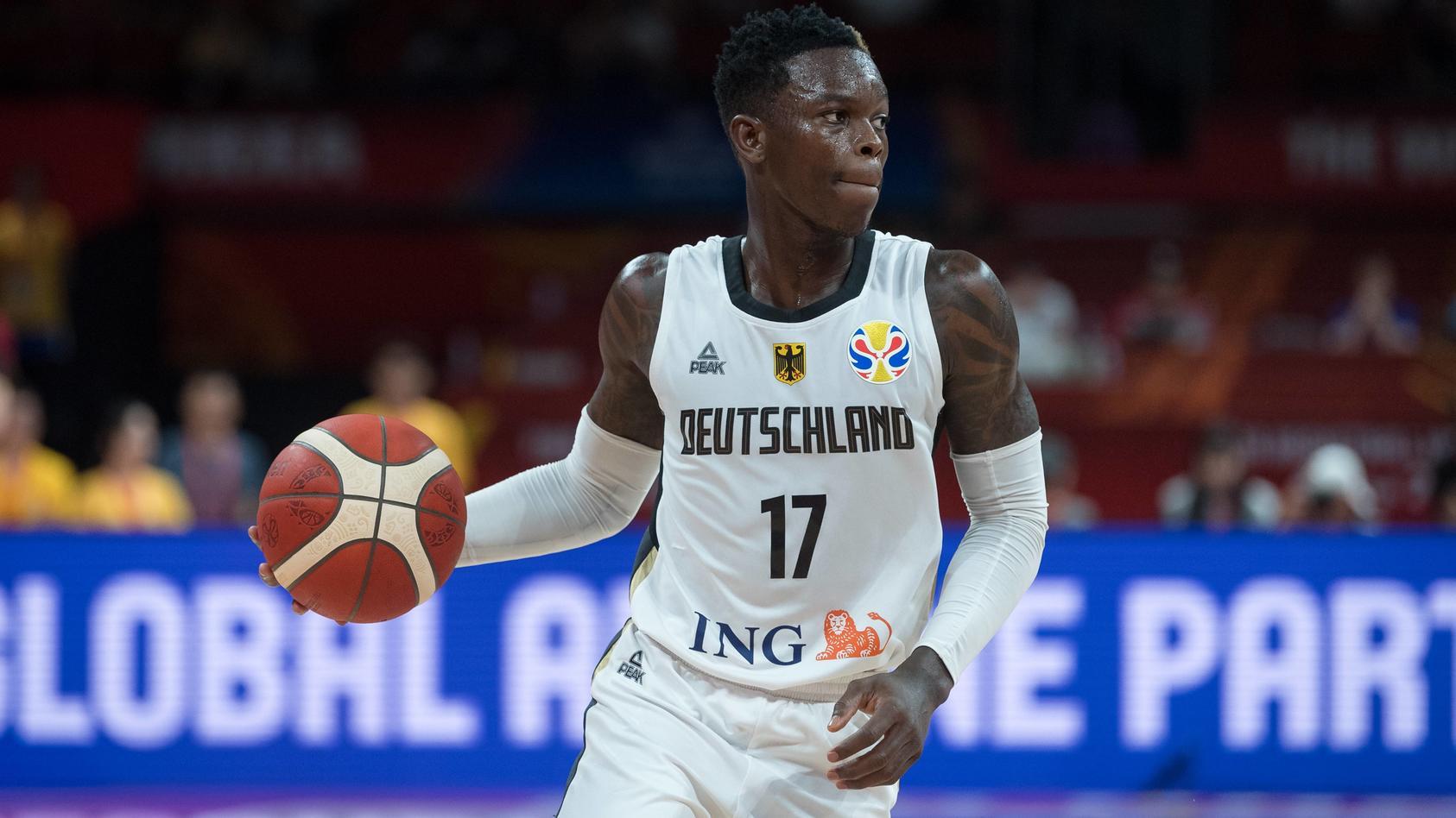 Basketball Shenzhen 05.09.2019 FIBA Basketball Weltmeisterschaften World Cup WM Weltmeisterschaft Deutschland (GER) - J