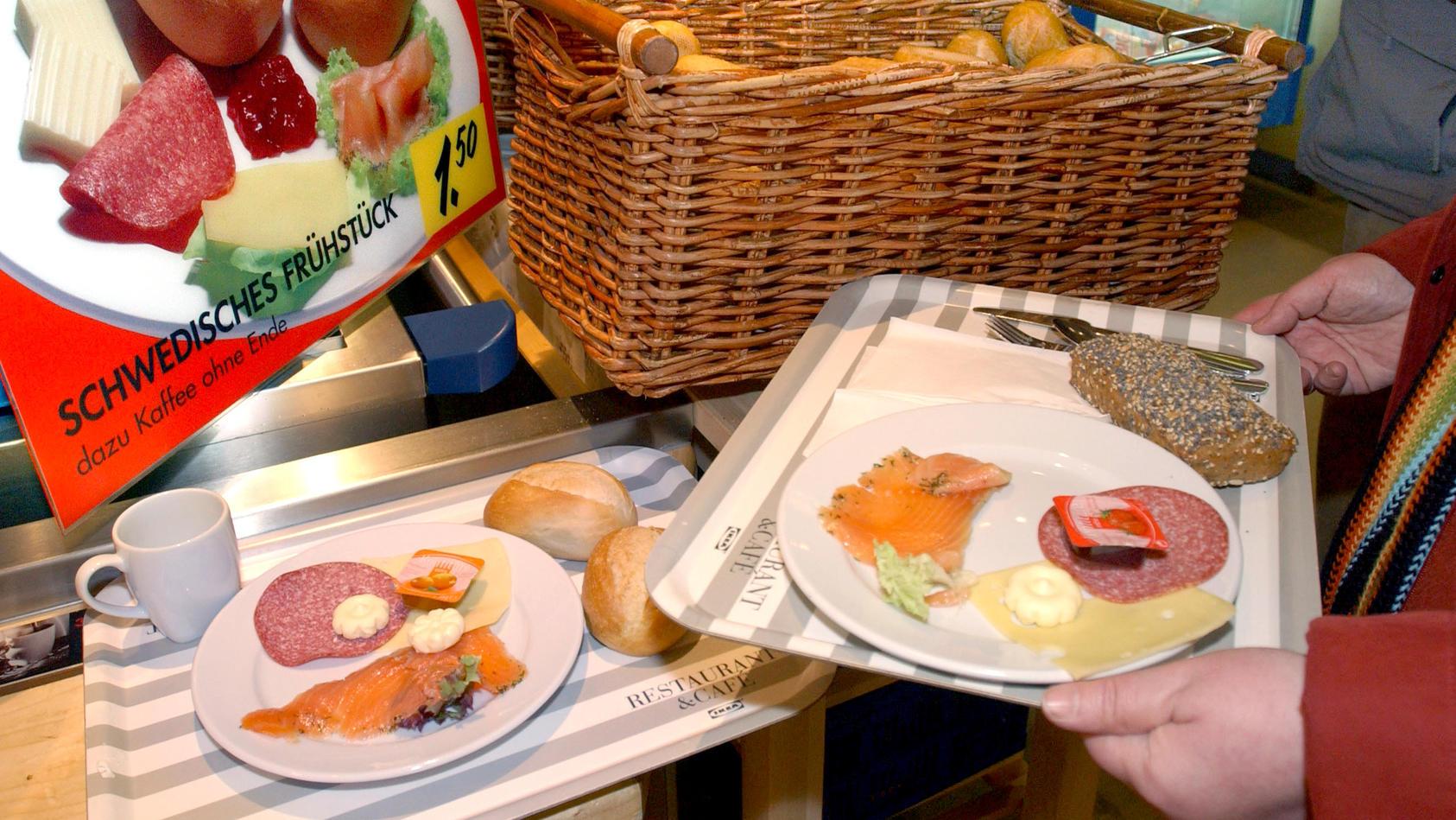 Wurst-Aufschnitt der Firma Wilke wurde auch in Ikea-Restaurants verkauft. (Symbolbild)