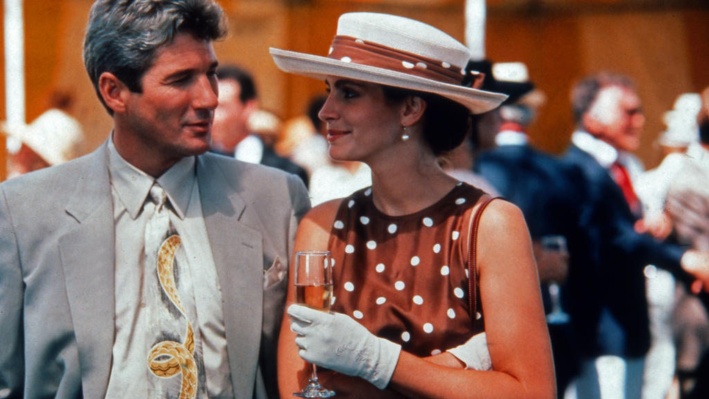"""""""Pretty Woman"""" gehörte 1990 zu den Top-3 der Kinokassenschlager."""