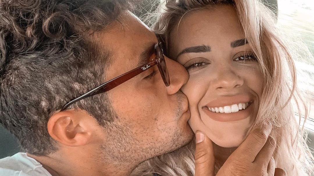 """Danilo und Dijana wollen es auch nach """"Love Island"""" miteinander versuchen."""