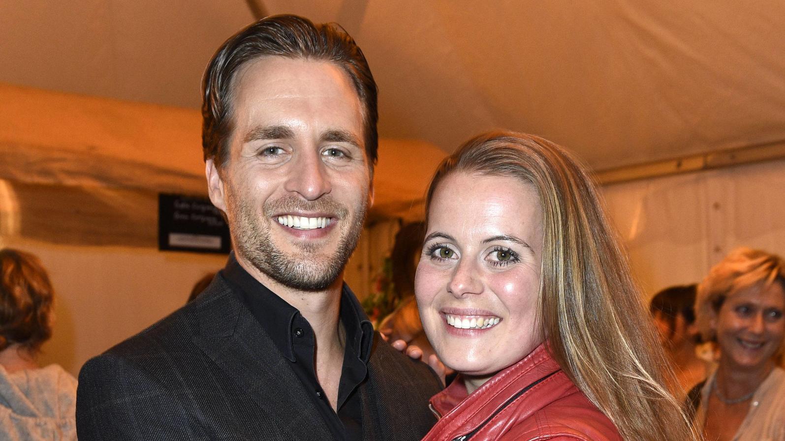 Alexander Klaws und Nadja Scheiwiller freuen sich auf weiteren Familienzuwachs