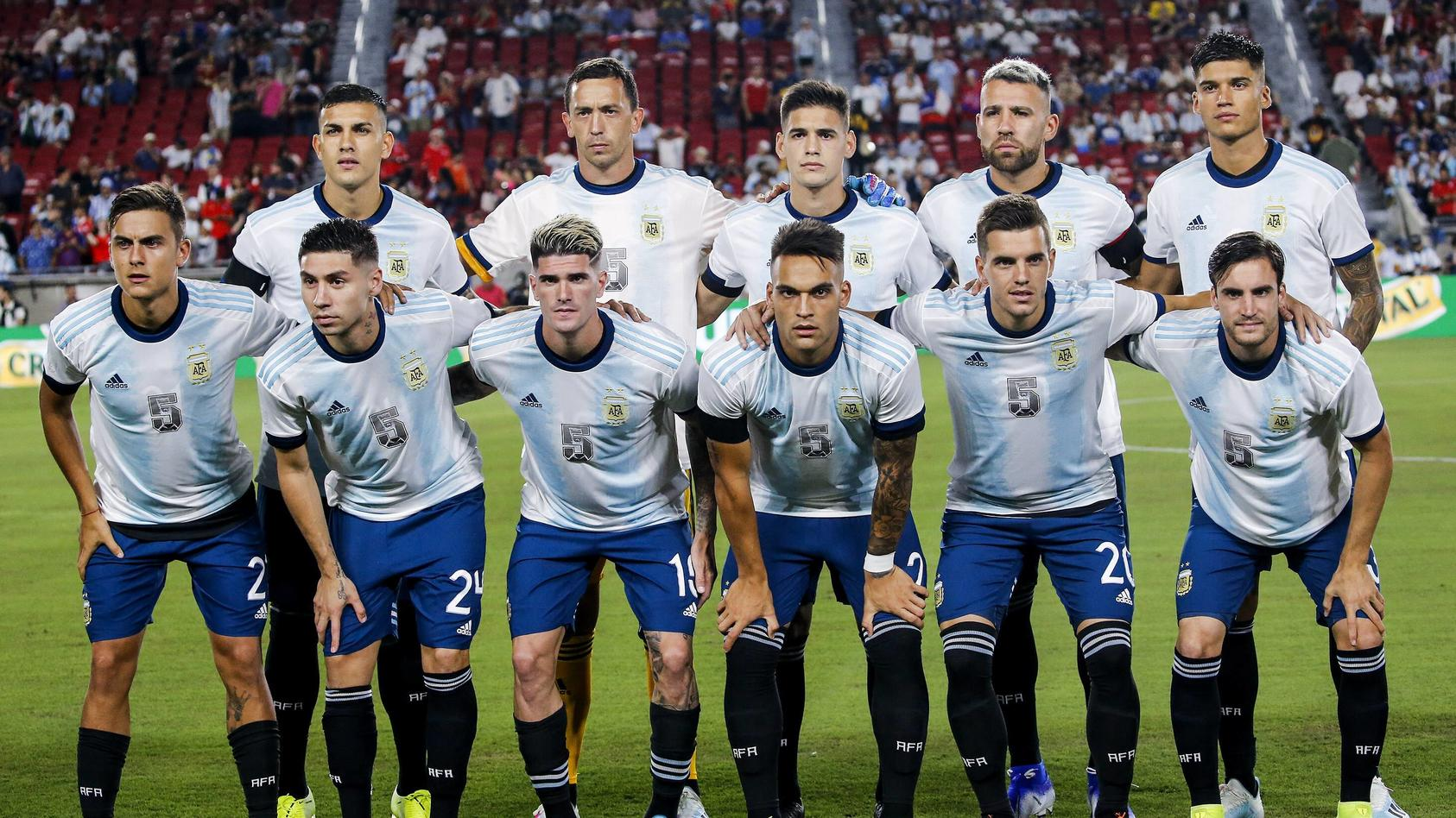 Nationalteam Argentinien