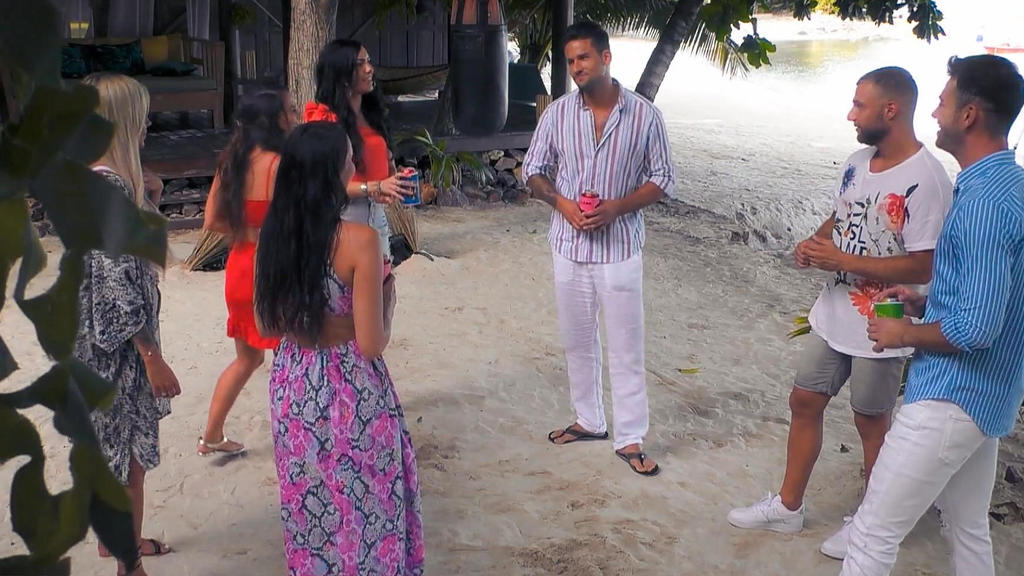Bachelor in Paradise: Meike und Marco