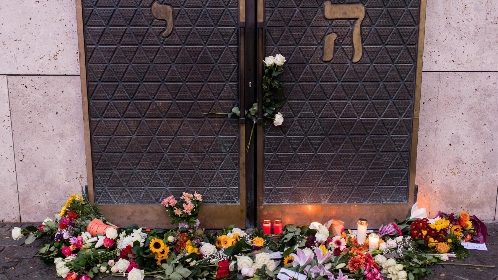 Halle Synagoge Anschlag