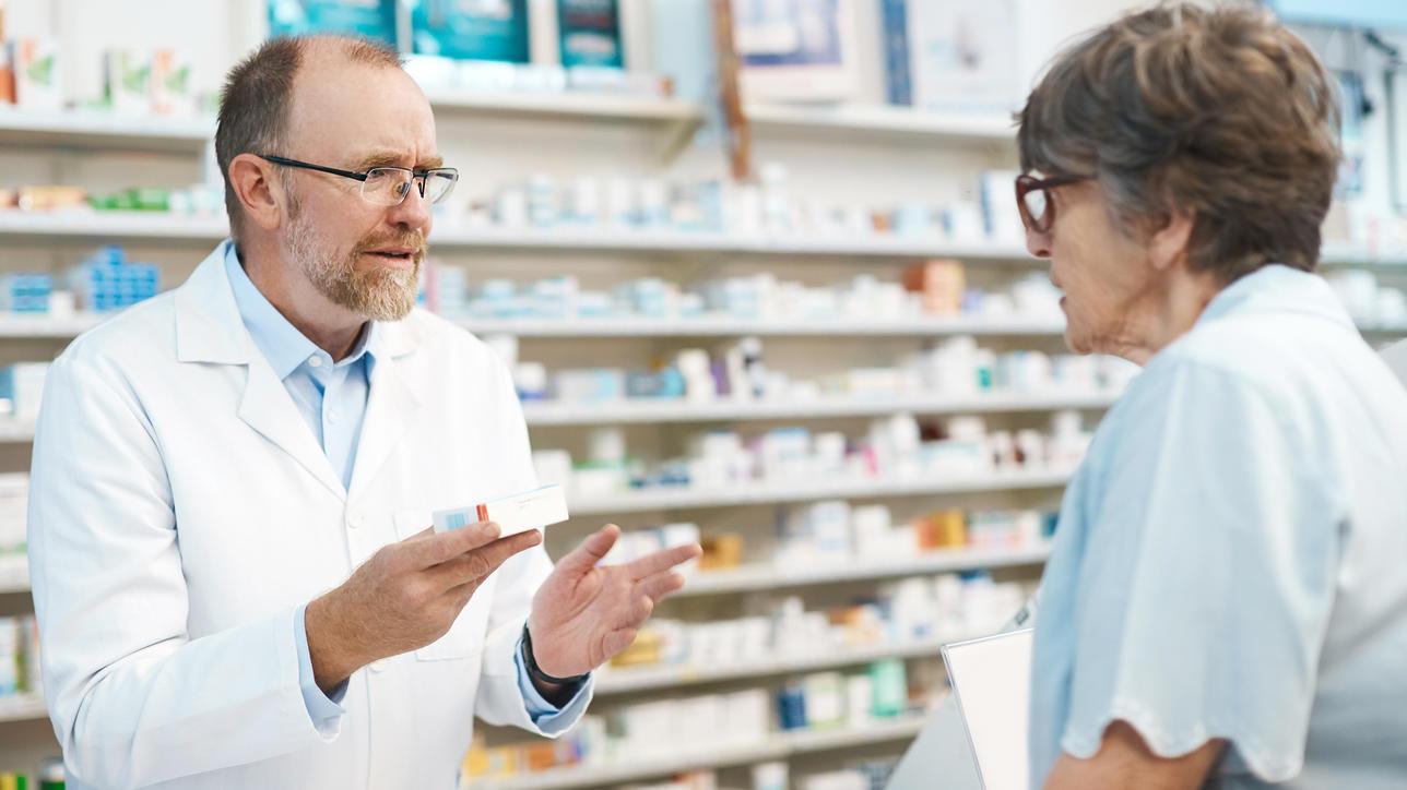 Wenn das gewünschte Medikament nicht verfügbar ist, ist oft der Einsatz des Apothekers gefragt.