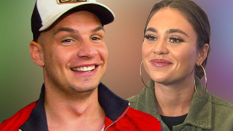 """Pietro Lombardi ist durch die RTLZWEI-Kuppelshow """"Love Island"""" auf Melissa aufmerksam geworden."""