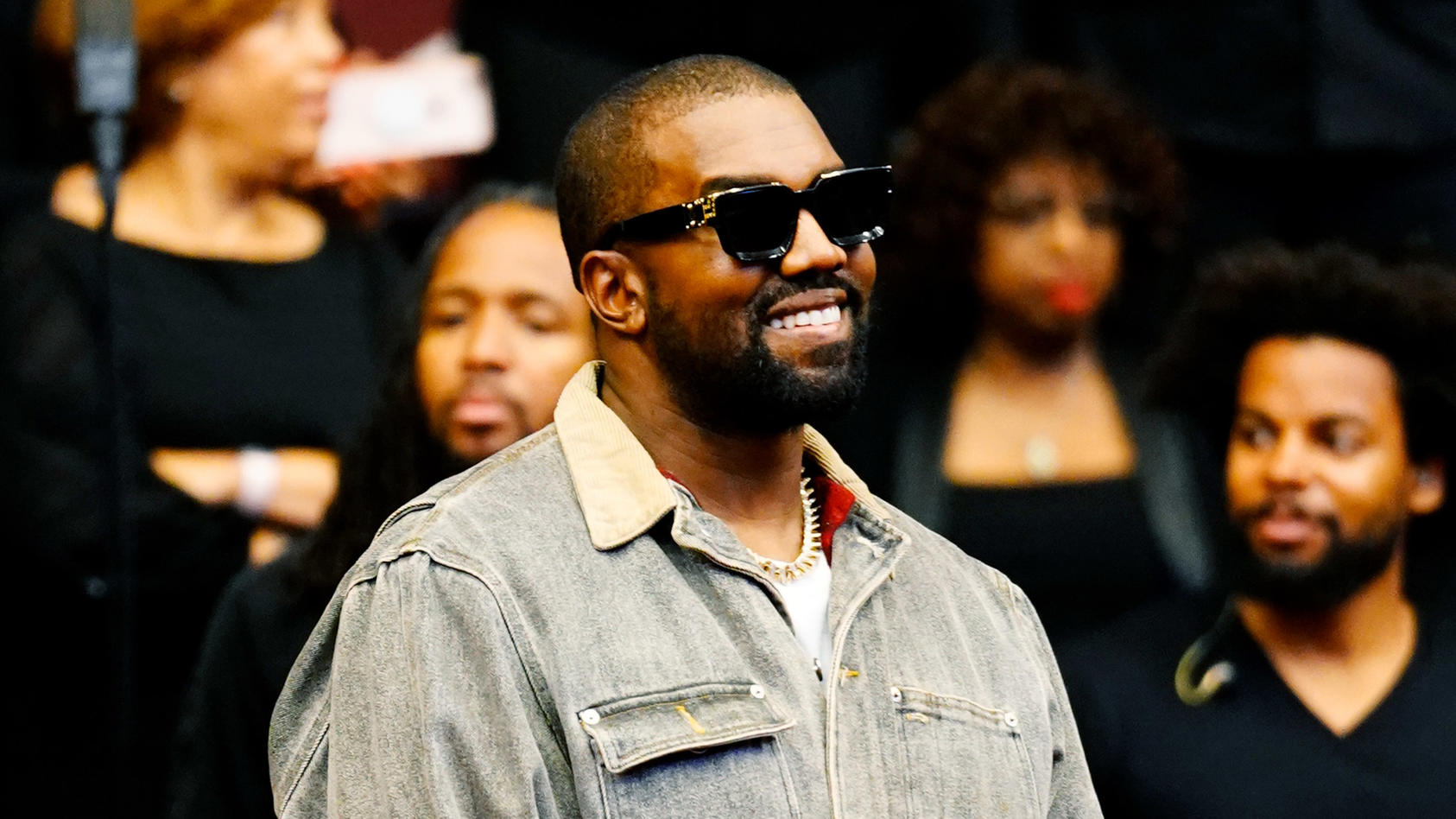 Kanye West veranstaltet seit einiger Zeit seine eigenen Gottesdienste.