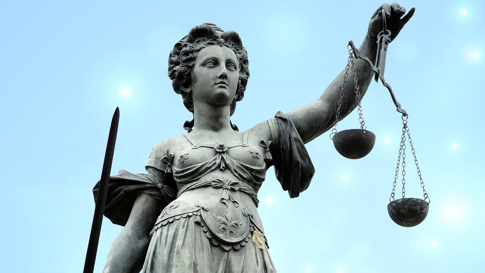 In Marburg wurde ein 18-Jähriger verurteilt, weil er ein Baby zu Tode schüttelte.