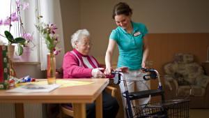 Familienpflegezeit-Gesetz verabschiedet