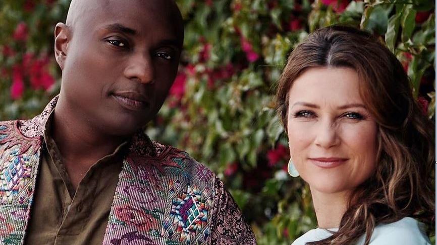 Schamane Durek Verrett und Prinzessin Märtha Louise zeigen ihr Privatleben im Fernsehen.