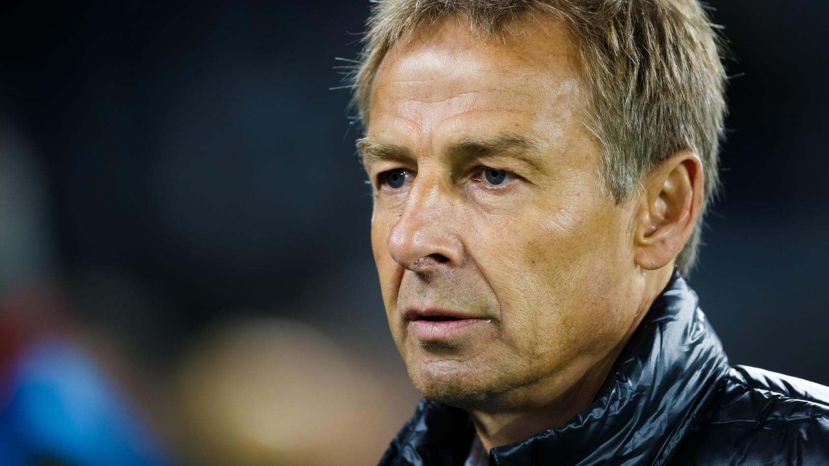 Juergen Klinsmann (RTL Fussball Experte), Deutschland vs Argentinien, Fussball, Freundschaftsspiel, 09.10.2019 DFB regu