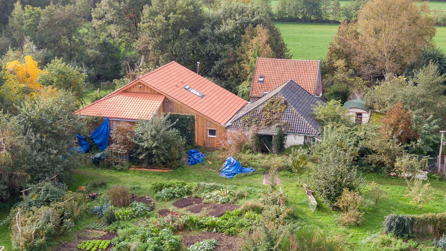 Auf diesem Hof in der Provinz Runierwold soll die Familie neun Jahre lang festgehalten worden sein.