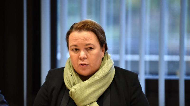 Nordrhein-Westfalens Agrar- und Verbraucherministerin Ursula Heinen-Esser (CDU). Foto: Johannes Neudecker/dpa