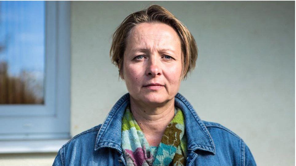 Schulleiterin Christine Mörth hat die Fridolinschule in Lörrach in Baden-Württemberg dicht gemacht.