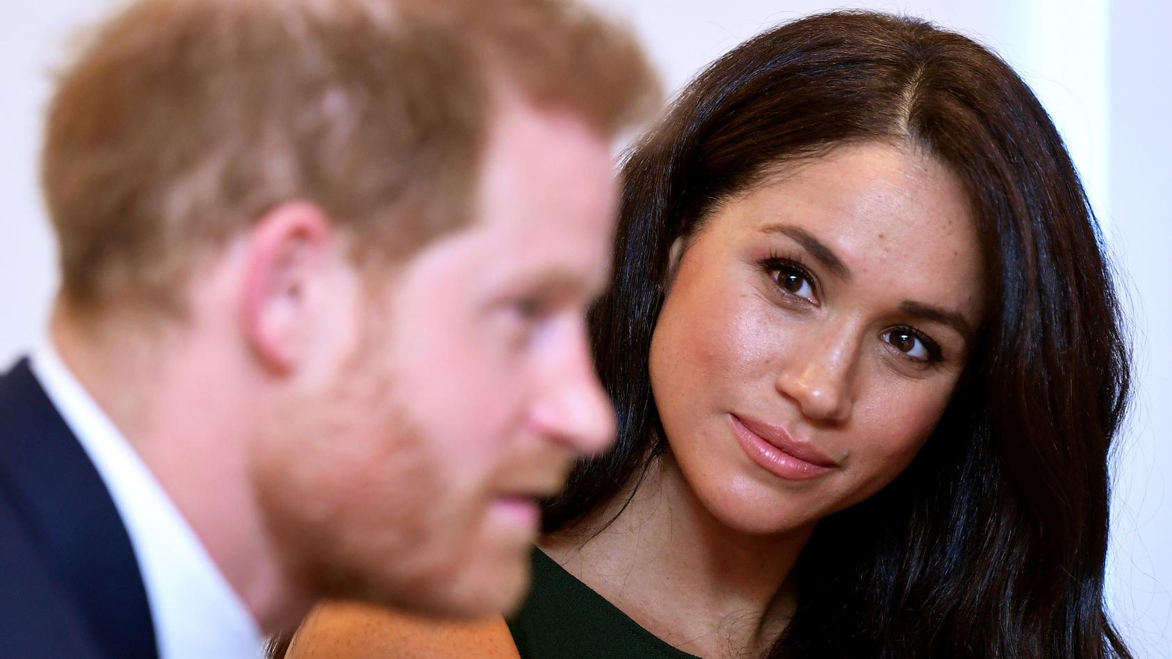 Komplett heile Royal-Welt? Mit diesem Irrglauben räumen Herzogin Meghan und Prinz Harry in einer Dokumentation auf