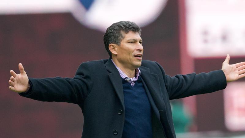 Ist nicht länger Trainer der bulgarischen Nationalmannschaft: Krassimir Balakow. Foto: Uwe Anspach/dpa