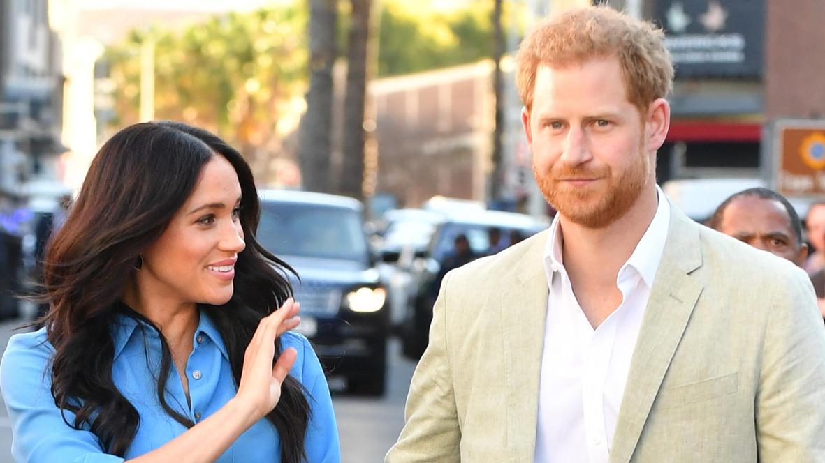 Prinz Harry und Herzogin Meghan wollen vorerst Abschied vom öffentlichen Leben nehmen.