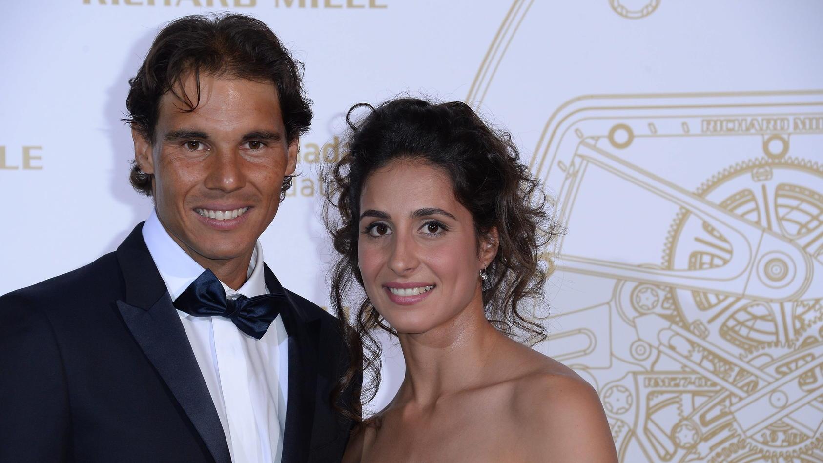 "Rafael Nadal und Xisca Perello haben ""Ja"" gesagt."