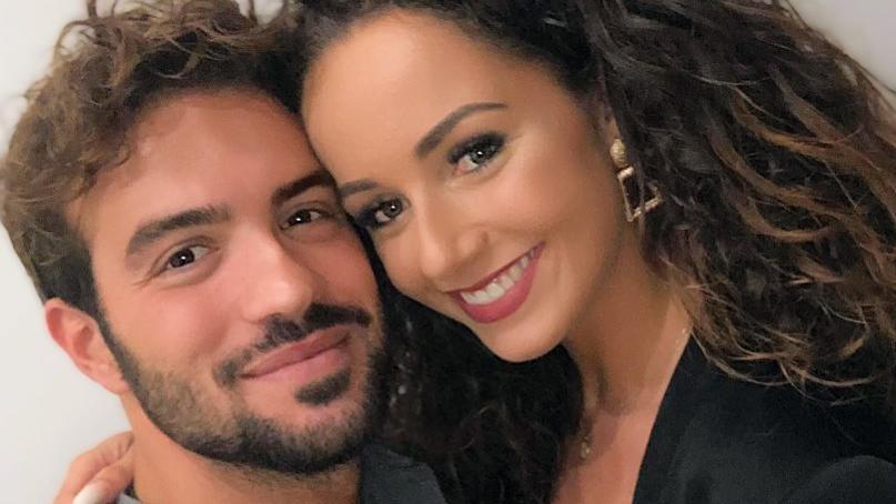 """Yasin und Samira sind nach """"Love Island"""" immer noch glücklich miteinander und gehen jetzt die nächsten Schritte in ihrer Beziehung."""