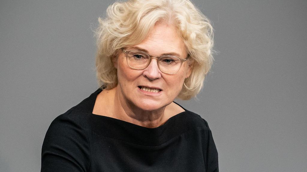 Christine Lambrecht (SPD), Bundesjustizministerin