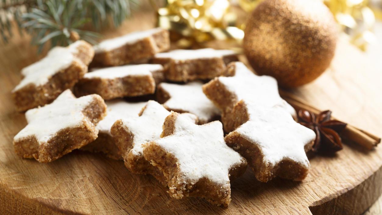 So klassich und so lecker - Zimsterne sind in der Weihnachtszeit ein Muss!