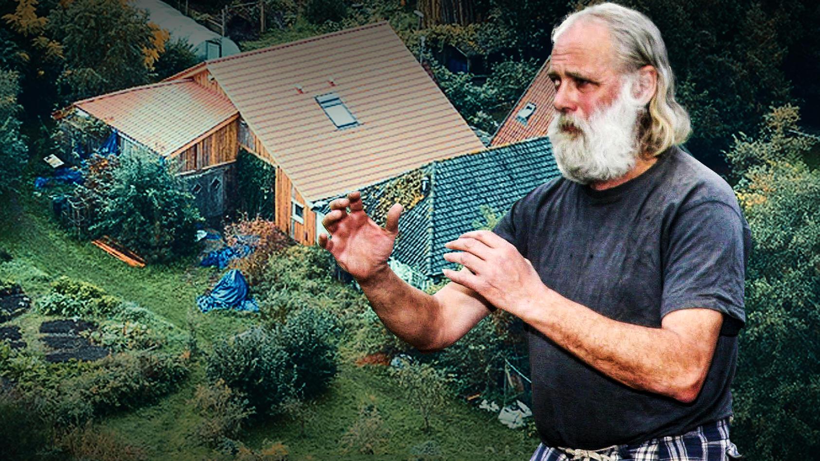 Familie auf Bauernhof in Ruinerwold festgehalten: Vater Gerrit Jan van D. führte offenbar jahrelang eine Art Wiki mit spirituellen und religiösen Texten.