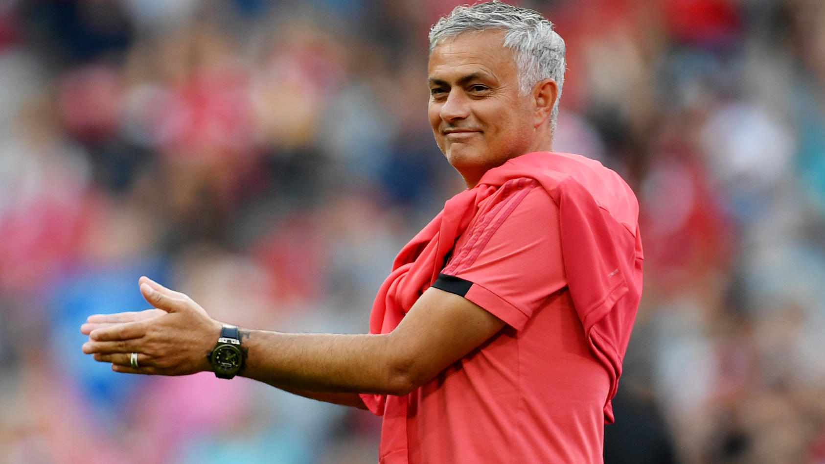 Pre Season Friendly - Bayern Munich v Manchester United