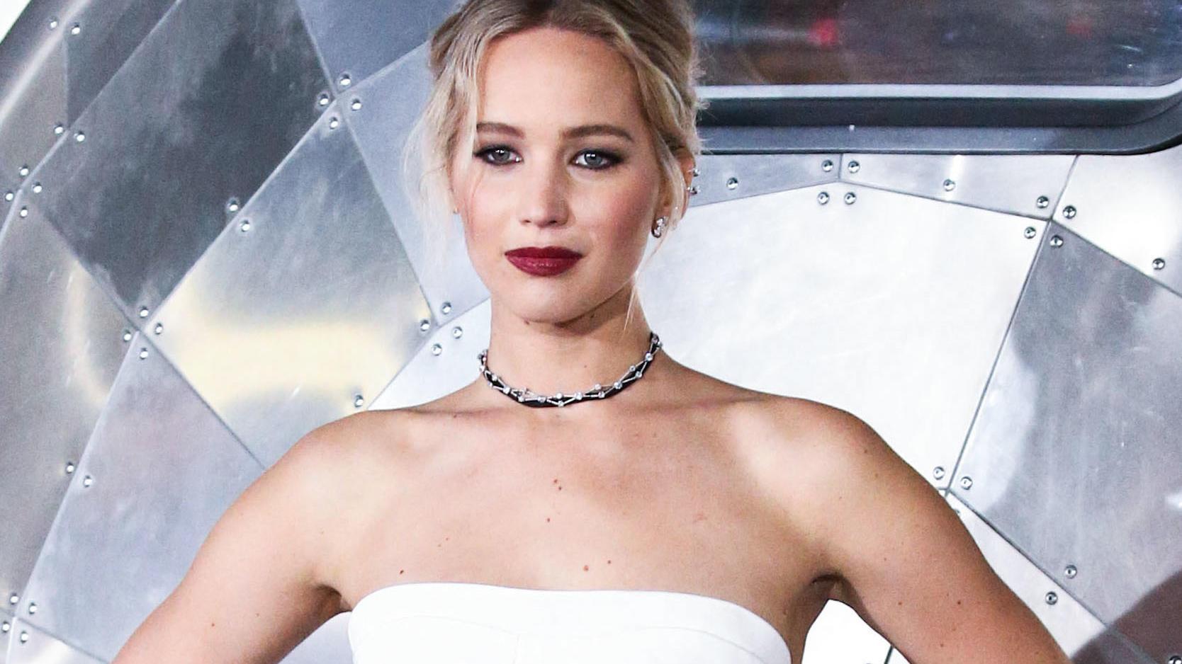 Jennifer Lawrence hat am Wochenende ihren Partner Cooke Maroney geheiratet.